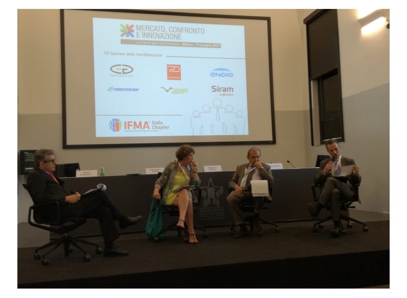 Conferenza sul mercato del Facility Management