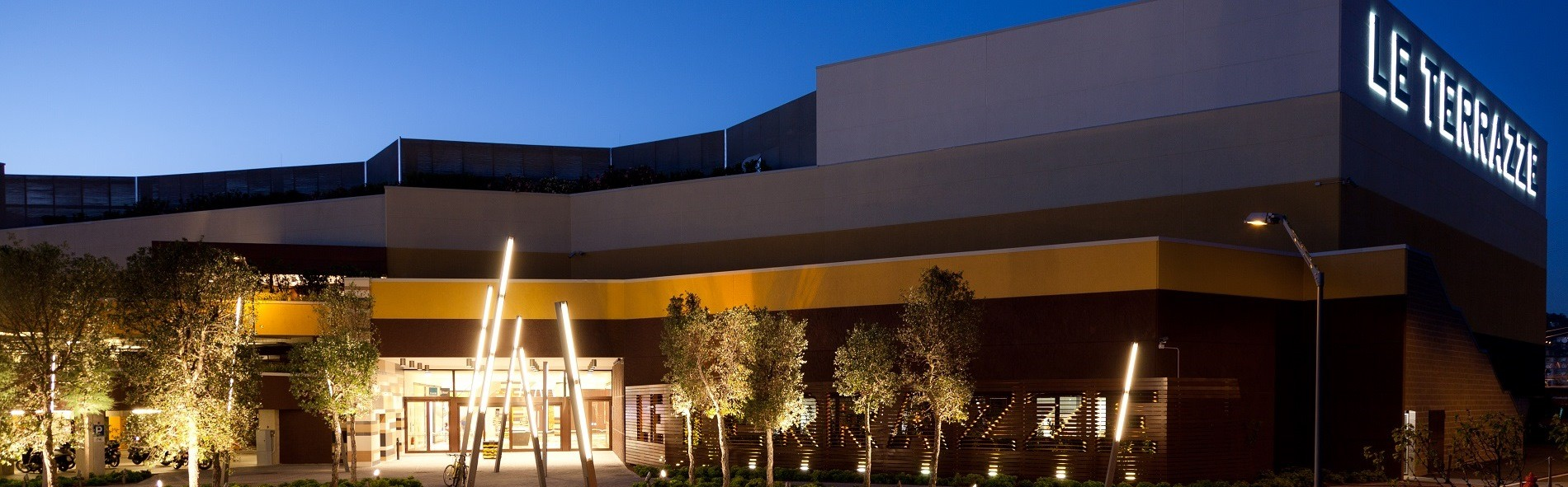 Stunning Centro Commerciale Le Terrazze Roma Gallery - Idee ...